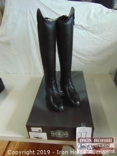 Ladies Tricolore by DeNiro Boots