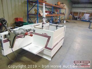Sunnen Horizontal Hone Machine CH-100