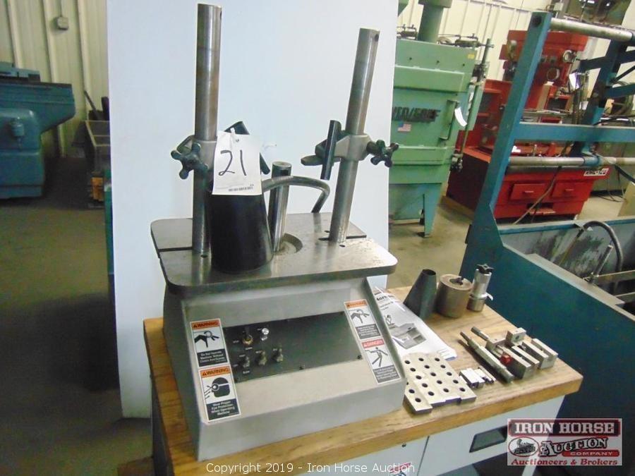 Iron Horse Auction - Auction: Auction of Machine Shop