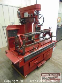 RMC-120 Valve Seat Guide Machine