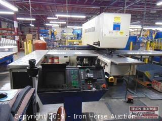 Trumpf Trumatic 260A Rotation Punch