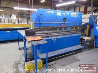A. Dias Romas 70 Ton Press Brake