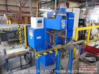 American Industrial Equipment Spot Welder