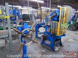 Johnson Machine OBI Press