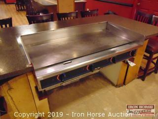 Star max electric griddle