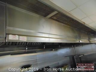 Stainless Steel Vent Hood