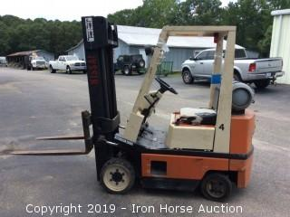 Nissan 257H Forklift