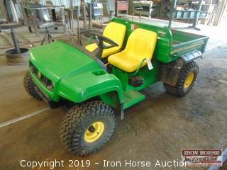 2004 John Deere Gator TS 2wd With Manual Dump Bed