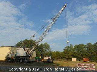 1948 Garwood 20 Ton Crane