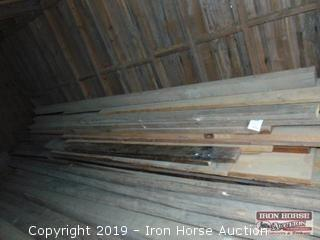 Assorted Barn wood