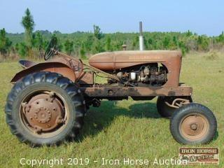 Allis Chalmers Model WD Tractor