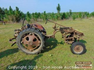 Allis Chalmers Model G Garden Tractor