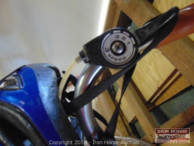 Iron Horse Auction - Auction: Farm Equipment, Barns