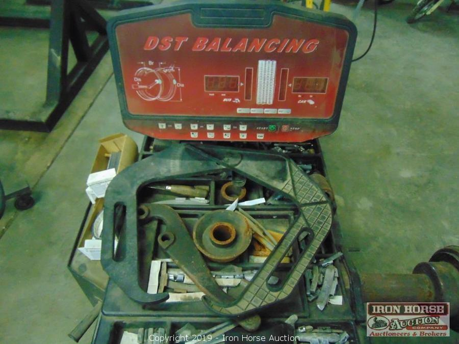 Bankruptcy Auction of Vehicles, Tire Shop Equipment and Tools