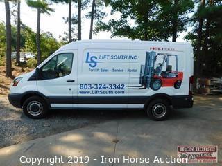 2015 Ford Transit T250 Cargo Van