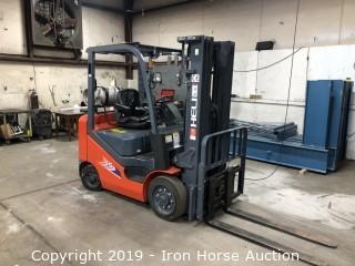 2017 Heli 5000 lb. Forklift