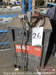 MAC Multi Voltage 12/24/36/48 Volt Battery Charger