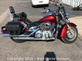 2003 Honda VTX 1300 Motorcycle
