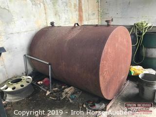 Oil / Fuel Tank
