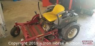 "Toro Master 52"" Zero Turn Mower"