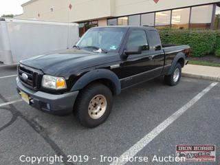 2005 Ford Level II FX4 Off Road Ext. Cab Ranger  Pick Up