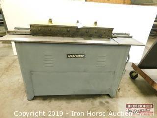Lockformer 20GA Capacity