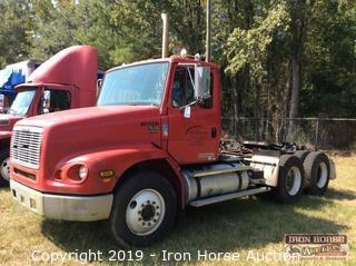 2003 Freightliner FL112 Day Cab Road Tractor