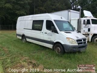 2008 Dodge Sprinter 2500 Cargo Van
