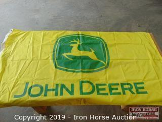 John Deere Yellow Flag