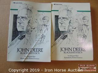 (2) 'John Deere BlackSmith Boy' Paperback