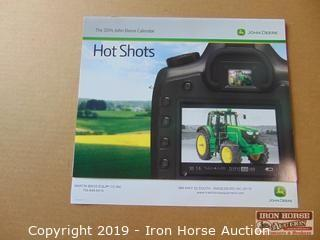 Six 2014 John Deere Martin Bros. Calendars