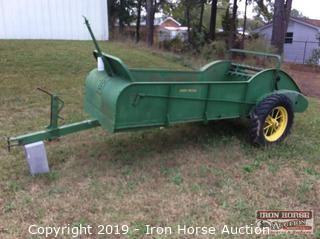 John Deere Model H Series Manure Spreader