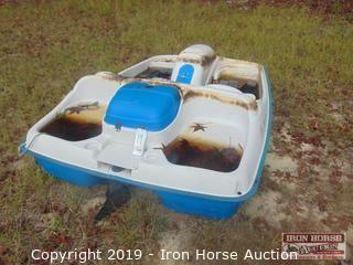 Aquatoy PWC Paddle Boat