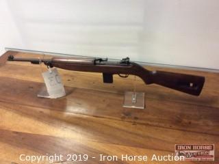 US M1 Carbine Postal Meter 30 Caliber Carbine