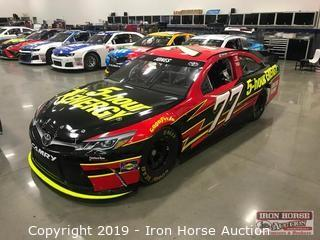Toyota Camry Race Car with Motor and Driveline (5-Hour Energy Toyota Camry Wrap)