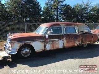 1954 Packard Henney Hearse