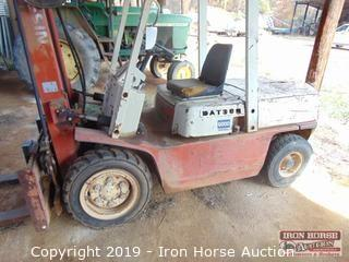 Datsun 6000 Diesel Forklift