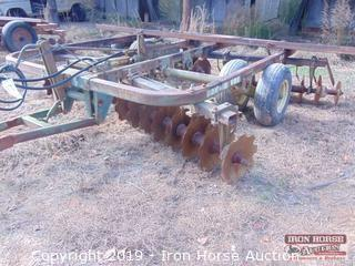 John Deere 215 Disc Harrow