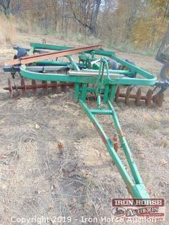 John Deere 210 Smoothing Disc Harrow