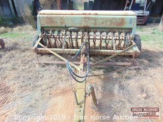 John Deere 8100 Grain Drill
