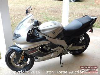 2005 Yamaha YZF600 Sport Bike