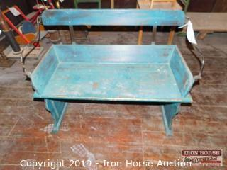 Wagon Seat Bench