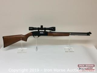 Winchester 190   .22 Cal