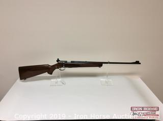 Winchester Model 75 Dlx Sptr  .22 Cal