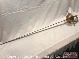Carlos V Presentation Sword