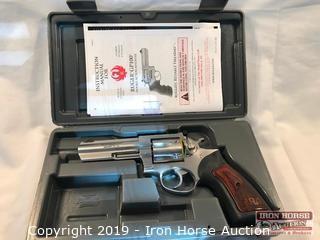 Ruger GP100 .357 Magnum / 38 Special NRA Revolver