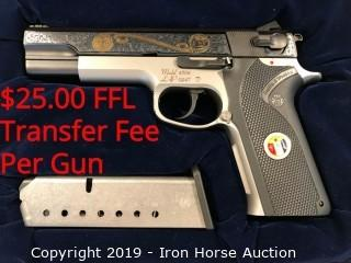 $25.00 FFL Transfer Fee per gun