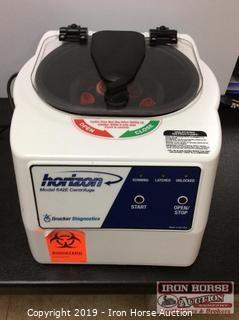 Drucker Diagnostics Horizon Model 642E Centrifuge