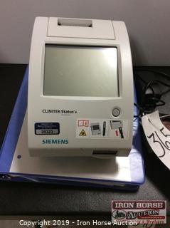 Siemens Clinitek Status + Analyzer with Manual