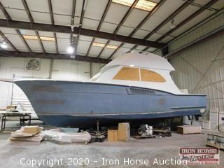 1973 Customized 36' Hatteras Convertible Project